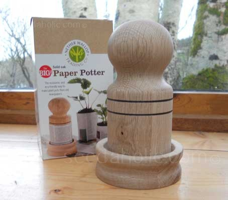 Nether Wallop - Paper Potter 'Big'