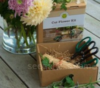 The Nether Wallop 'Cut Flower Kit' is a great present for anyone who grows their own flowers, or who likes arranging flowers.