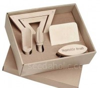 The Nether Wallop Kitchen Kit is an attractive boxed set of some of the most popular kitchen items.