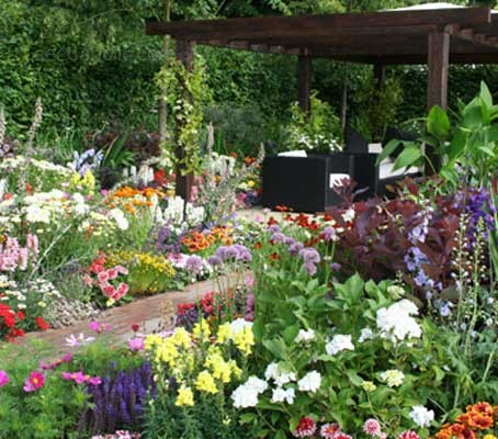Fragrance is an important component of many garden designs.